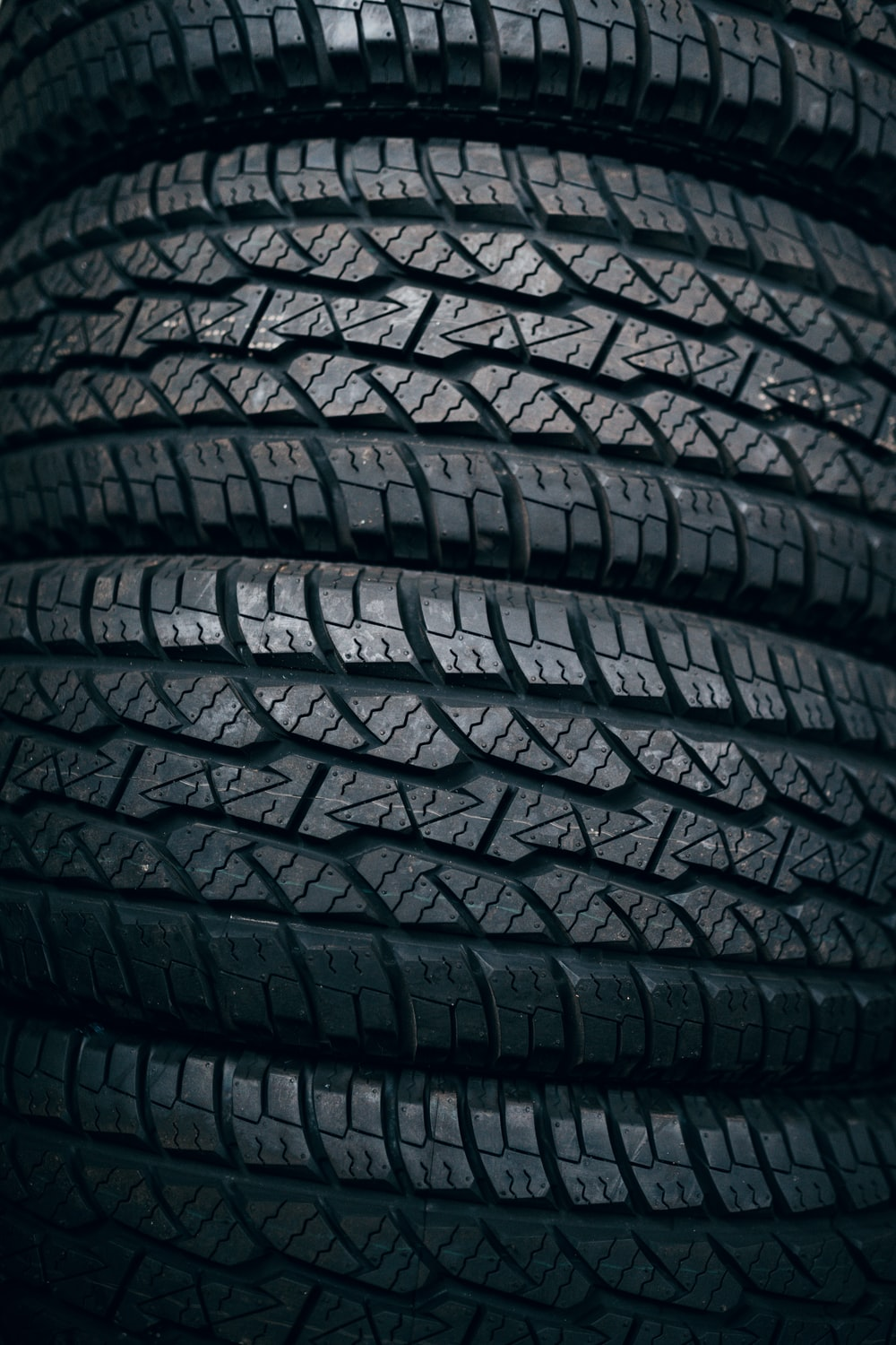 four vehicle tires