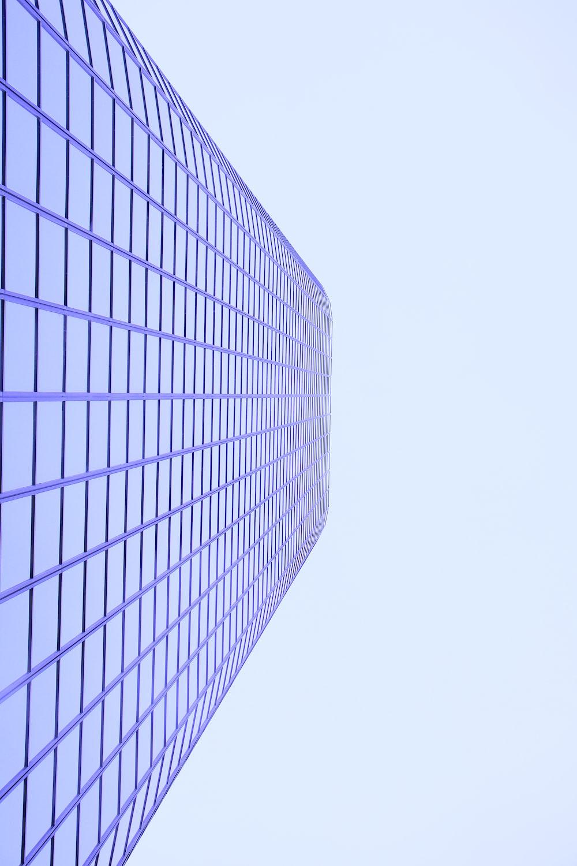 purple square screen