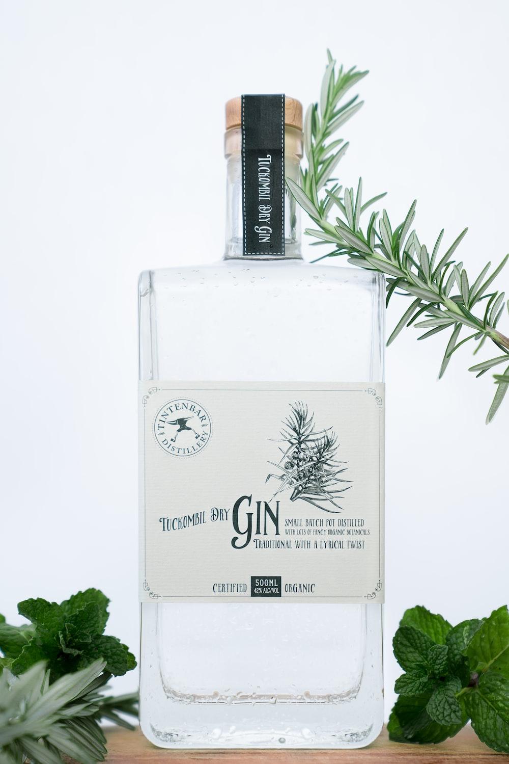 Gin liquor