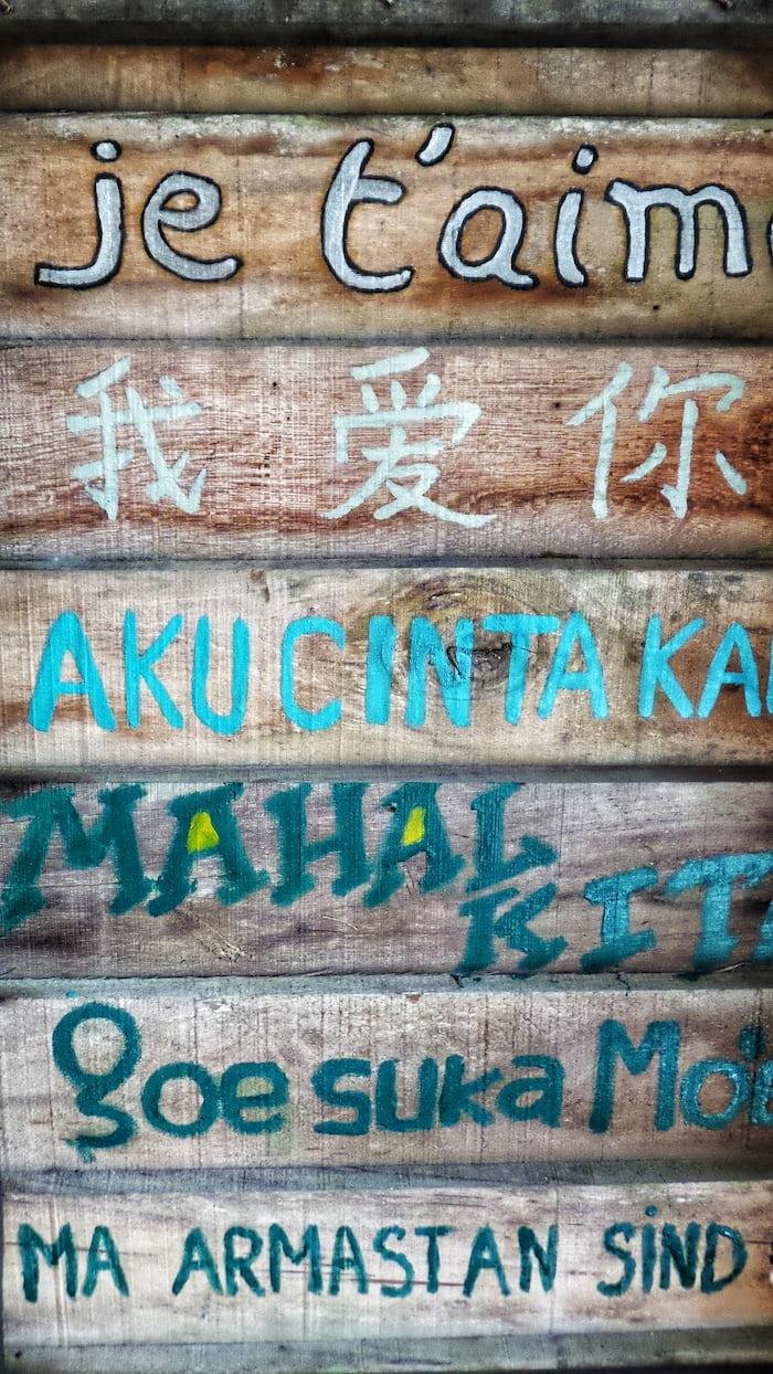 Jurusan modern language