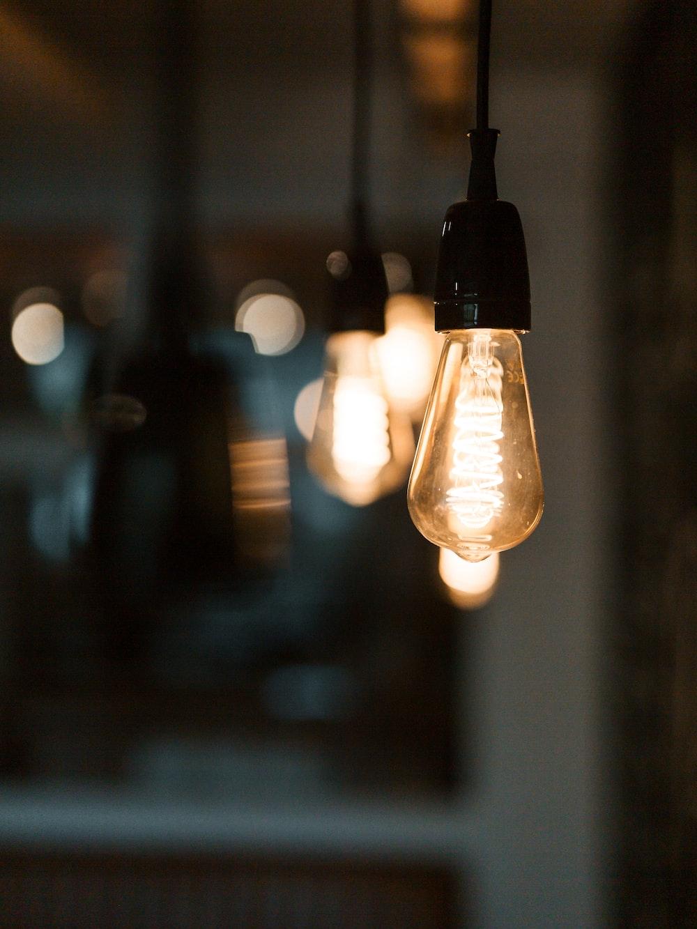 photo of LED light
