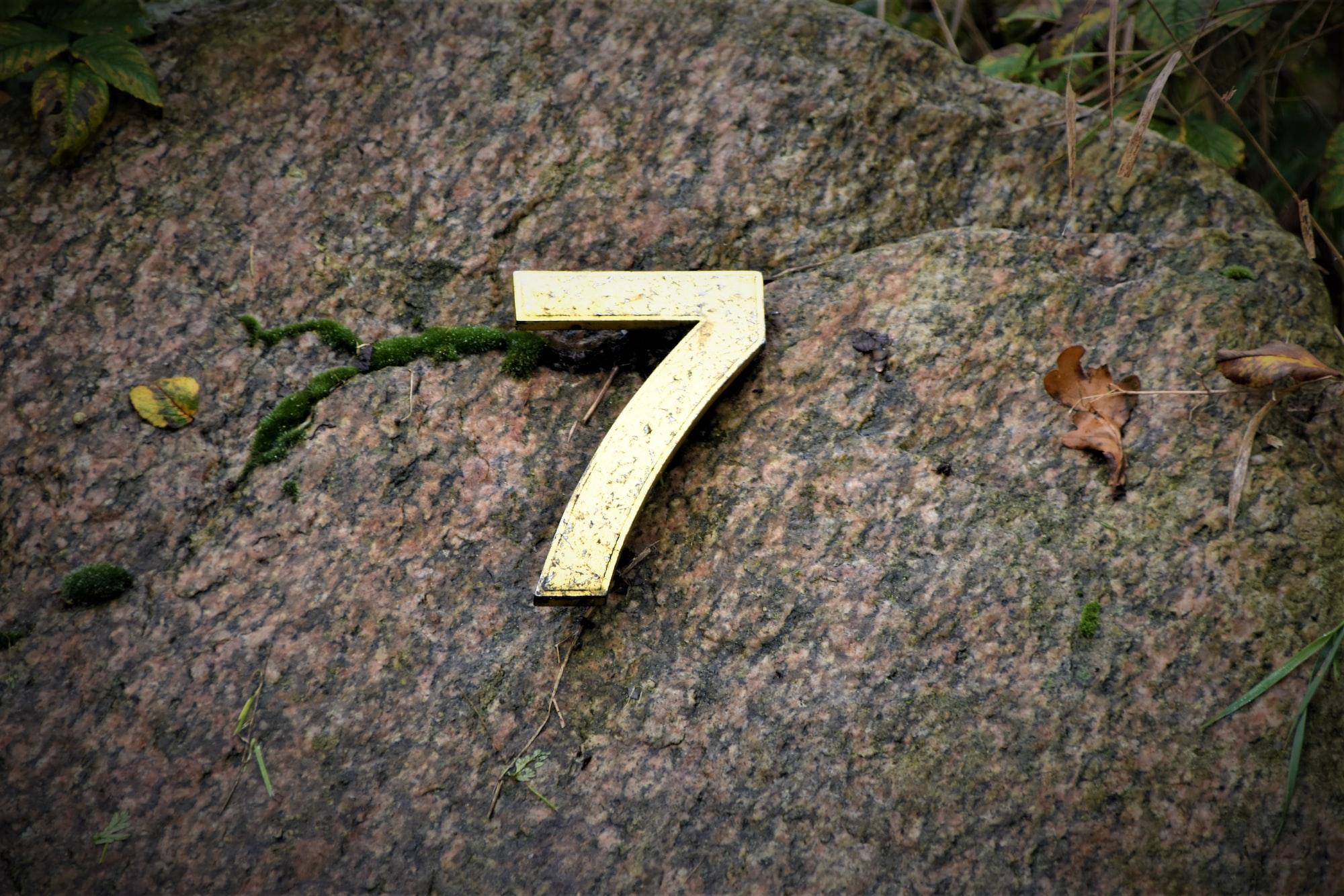 The 7 Taboo Topics