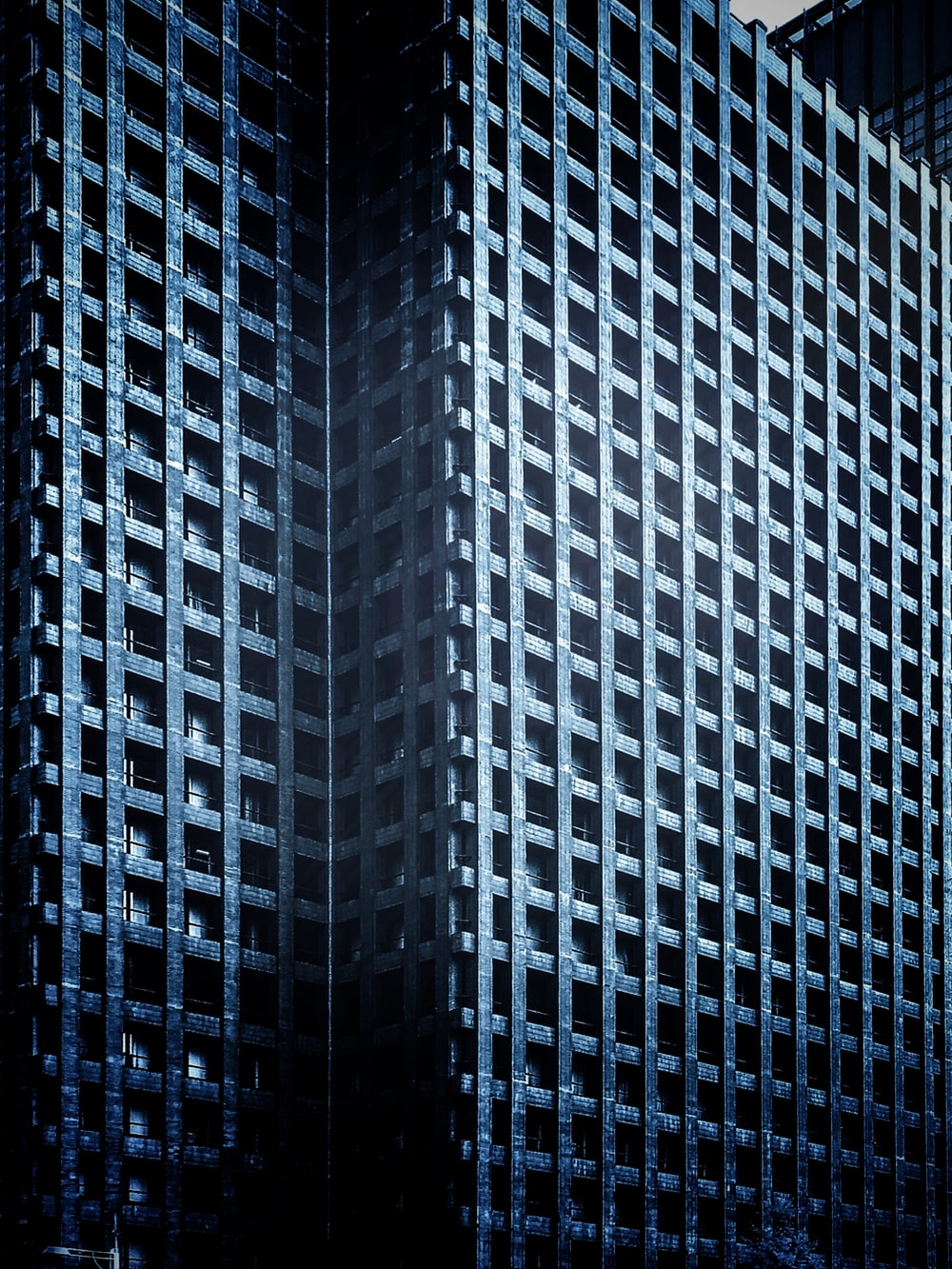 low-angle photography of high-rise building screengrab