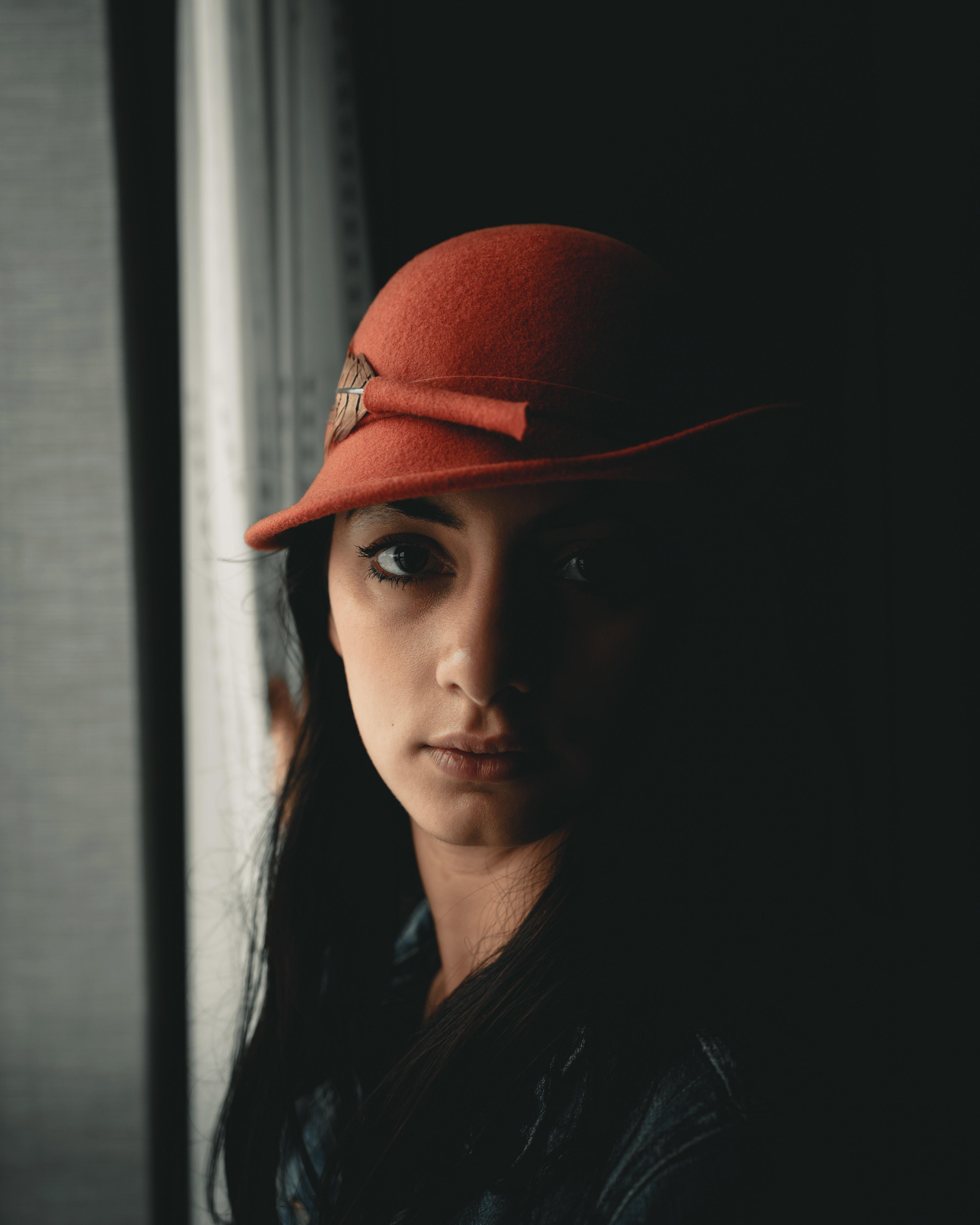 A fancy hat calls for a fancy photo