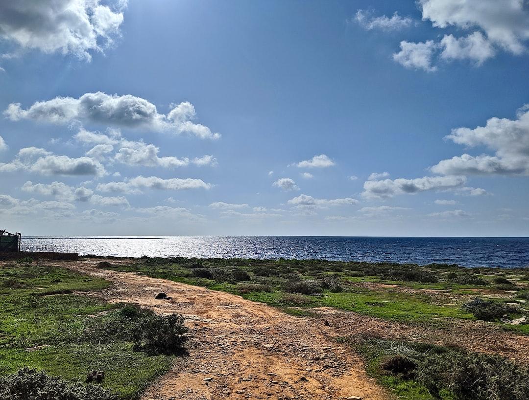 Lampedusa, Cala Francese