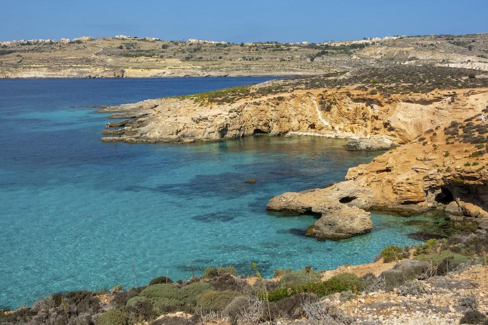 Blue Lagoon Comino Island Malta Pictures Download Free