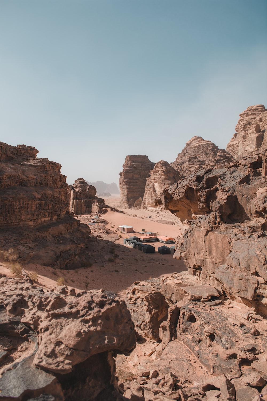 canyon landmark
