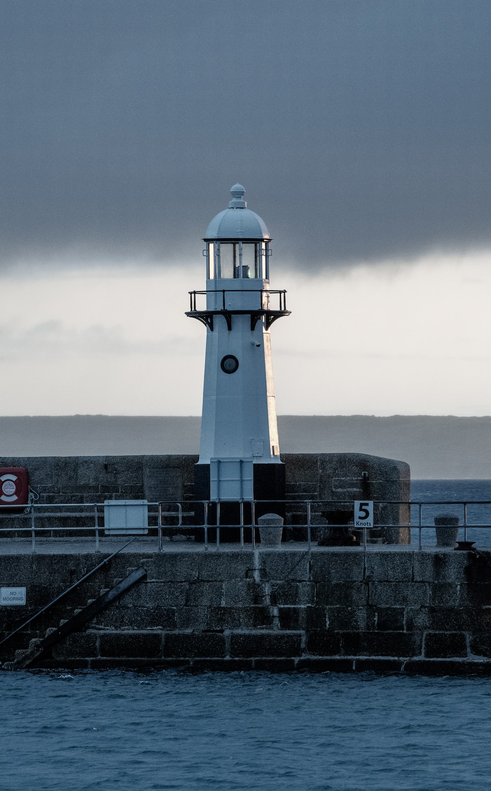 lighthouse during day