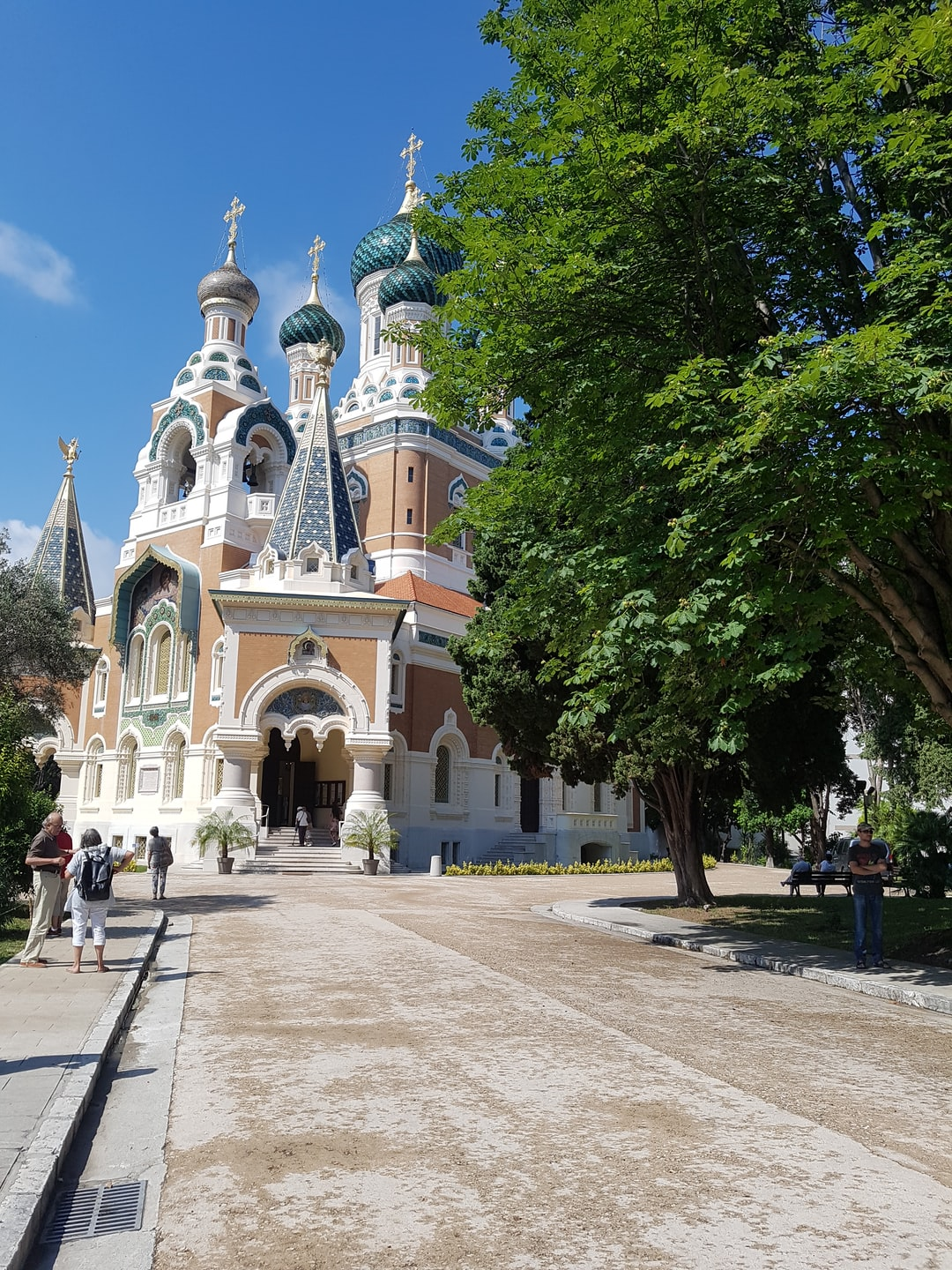 St Nicholas Russian Orthodox Cathedral, Nice, France