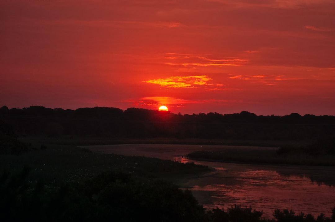 Jersey Sunrise