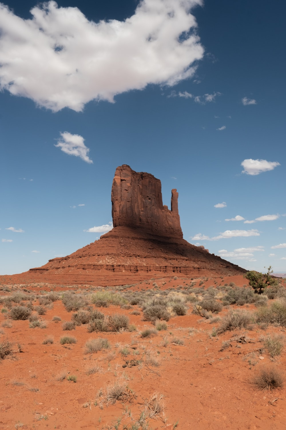 Monument Valley during daytime