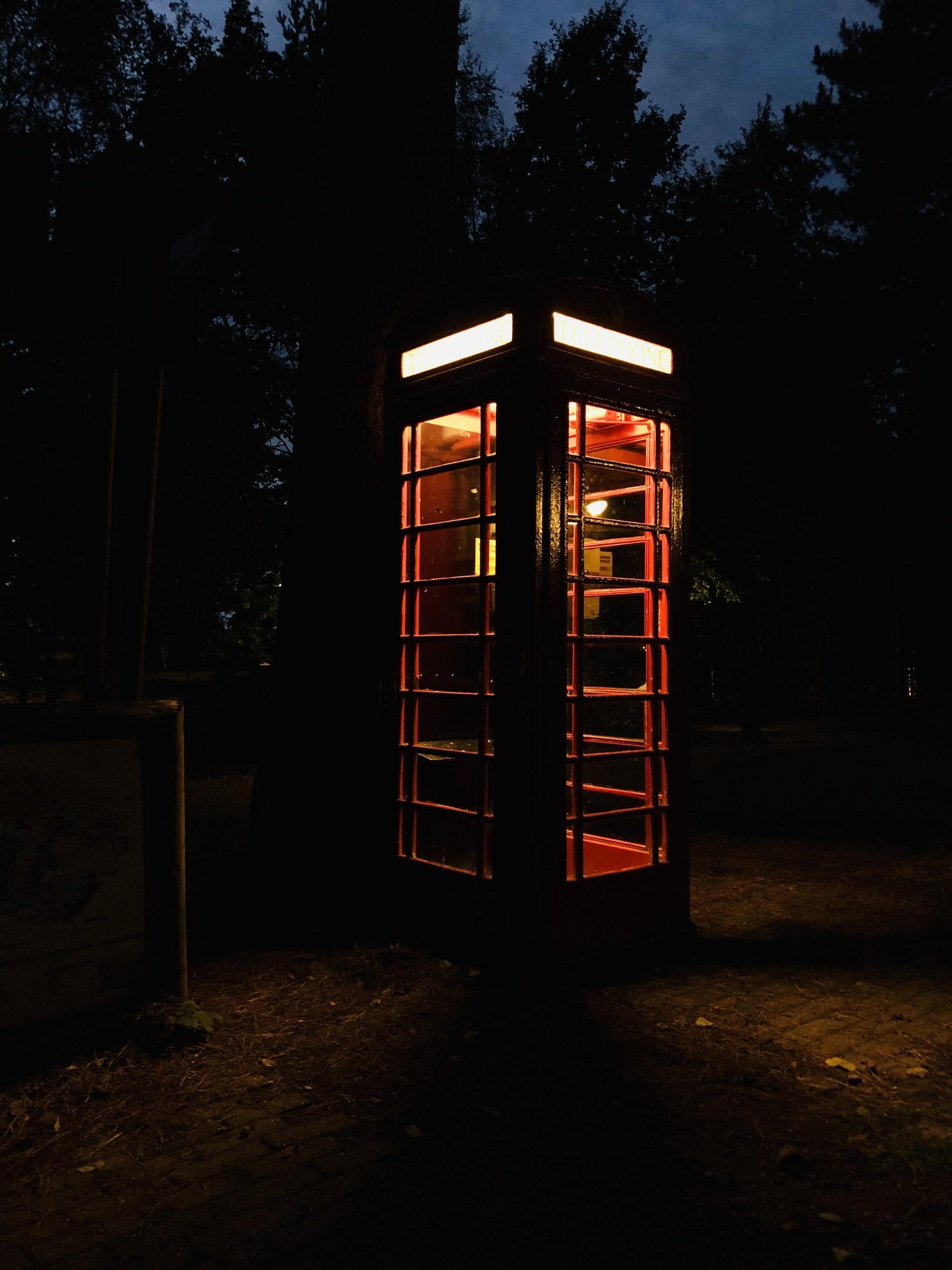 The Phone box