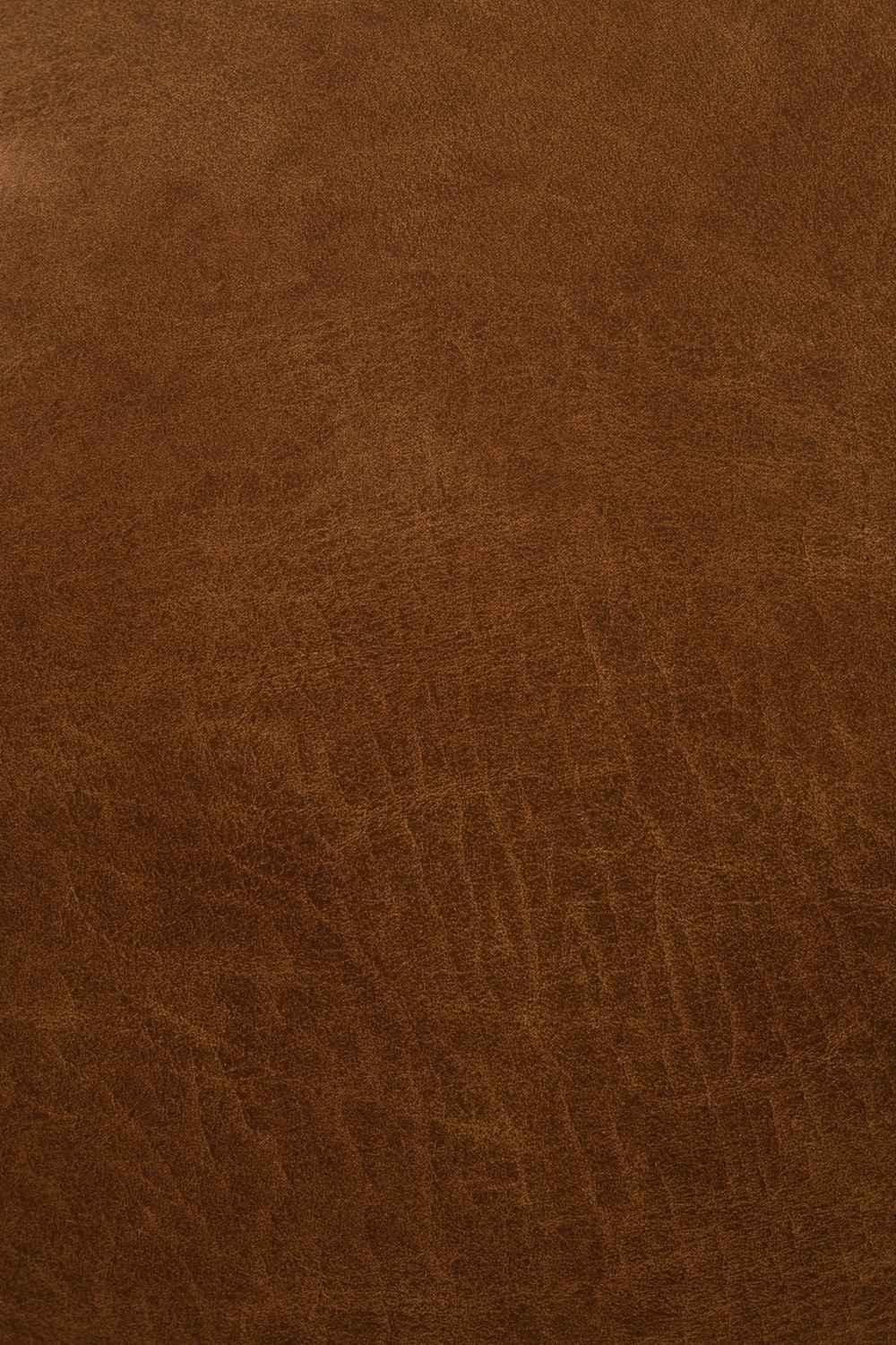 brown leather