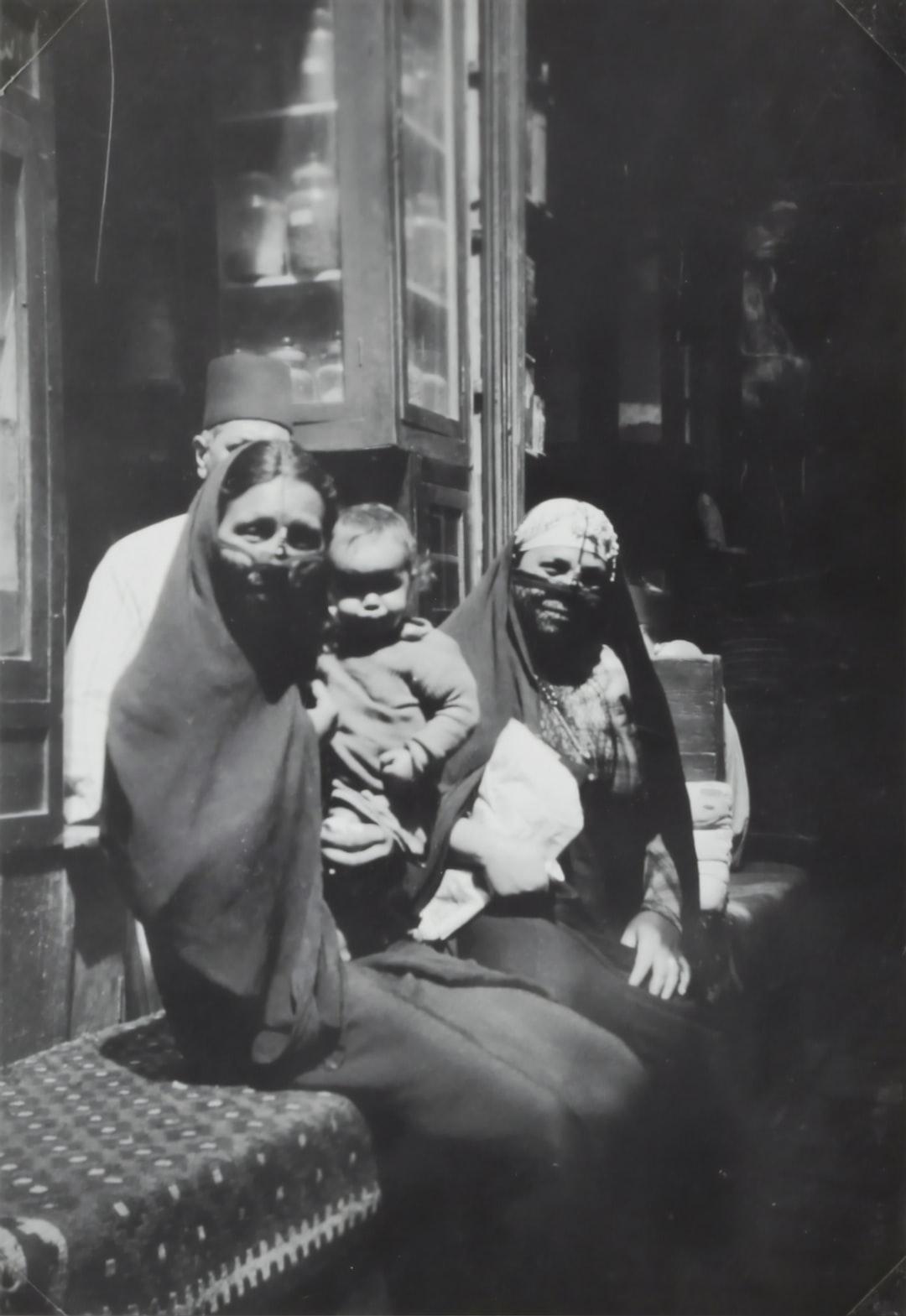 'Egyptian Women', Egypt, World War II, 1939-1943