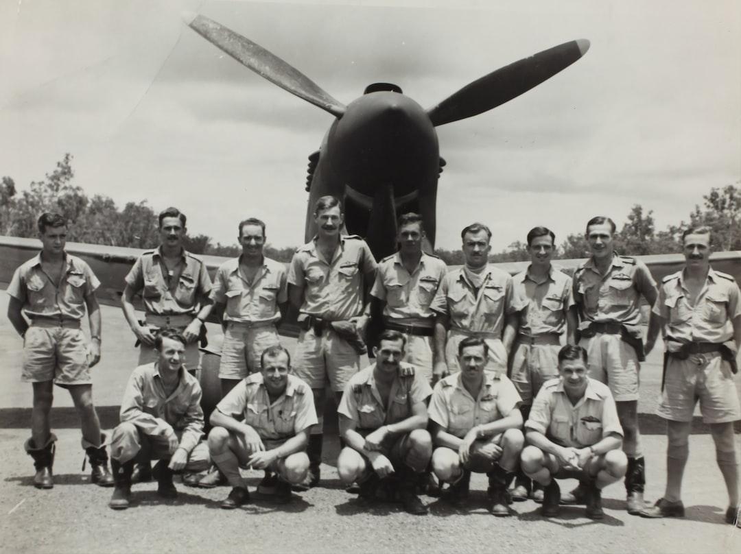 'A Flight', Darwin, 1941-1945