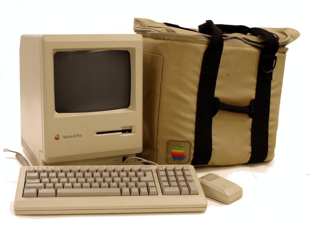 classic Macintosh set