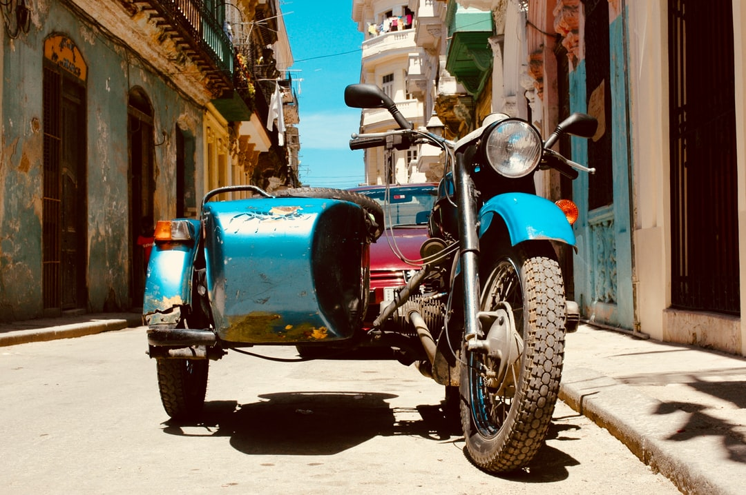 Street scene of Havana