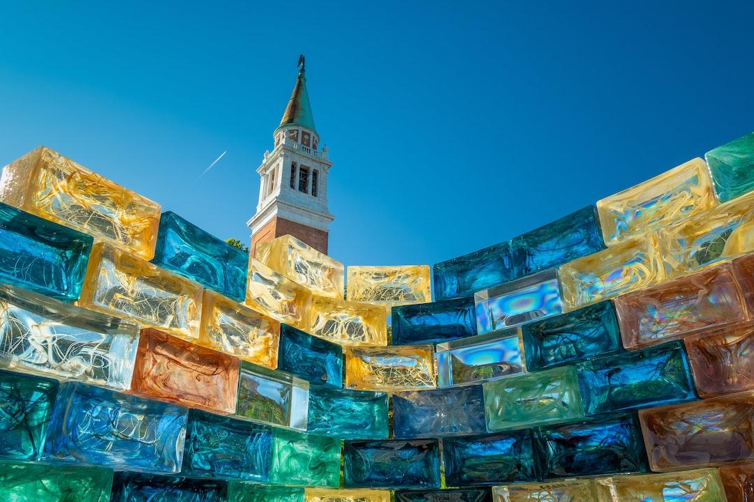 San Giorgio Maggiore: Glass Museum