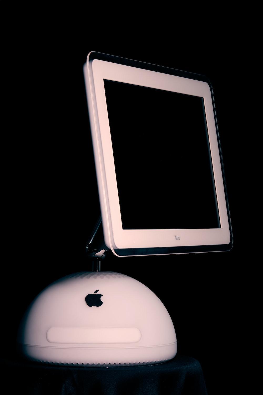 white Emac