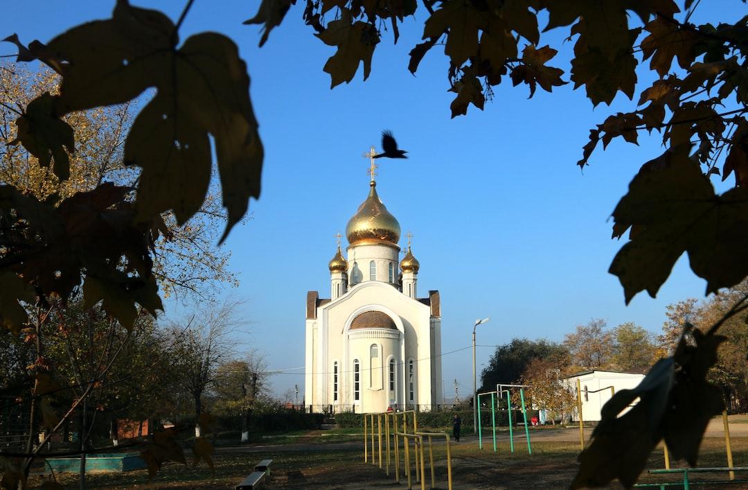 Orthodoxy Christian church