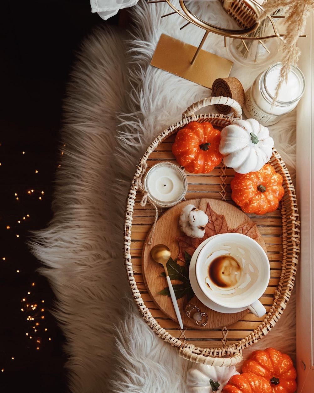 basket of pumpkin