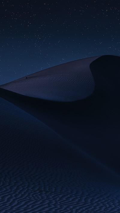 Infinity Dunes - Abu Dhabi Desert