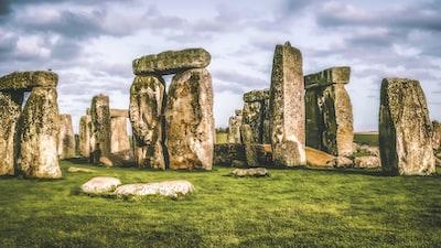 stonehenge celtic zoom background