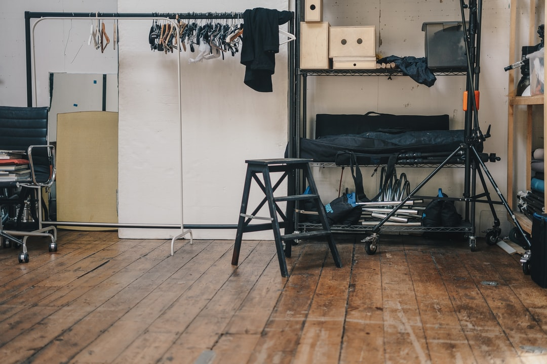 A real photo studio - Hackney