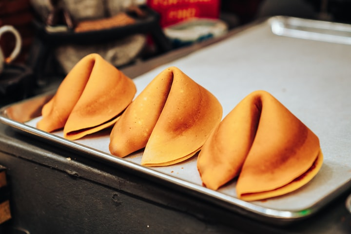 Fortune Cookies That Made A Fortune