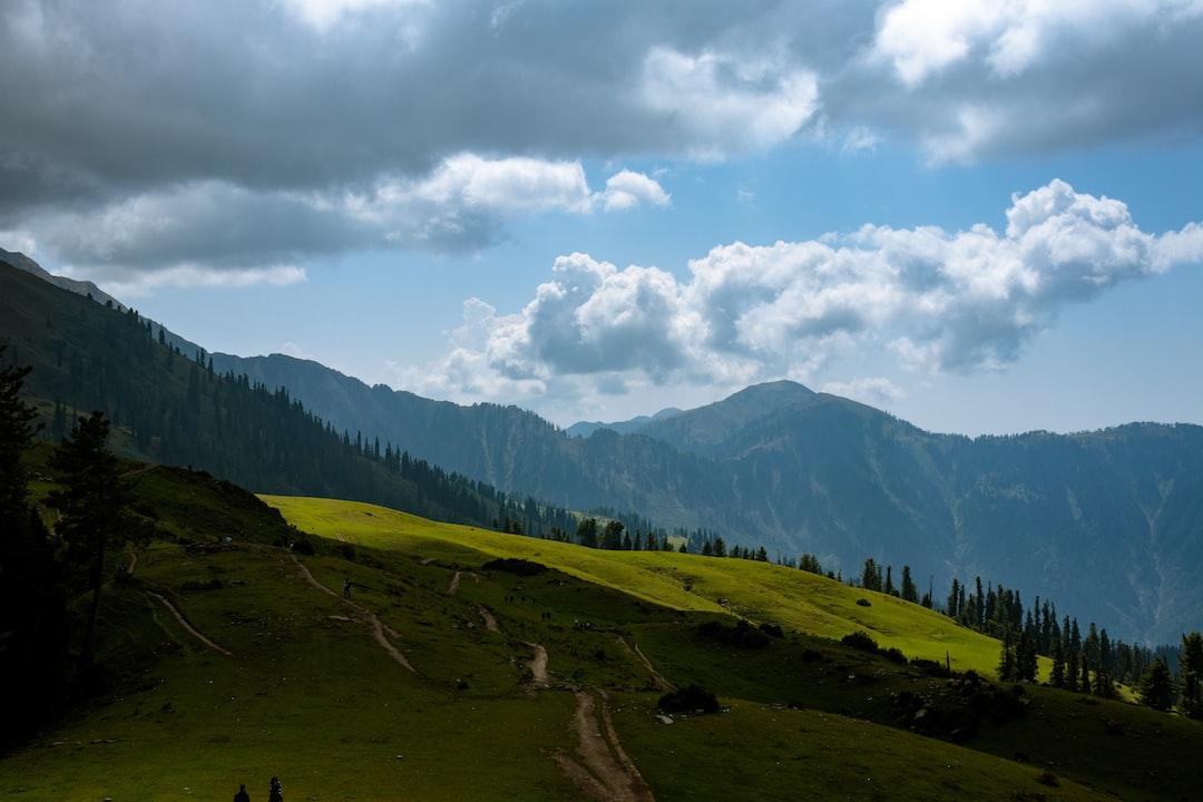 Paye Meadows, KPK, Pakistan.
