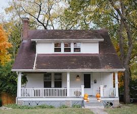 Maison préfabriquée béton