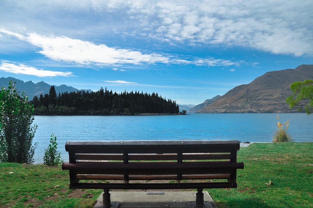 New Zealand Natural Landscape