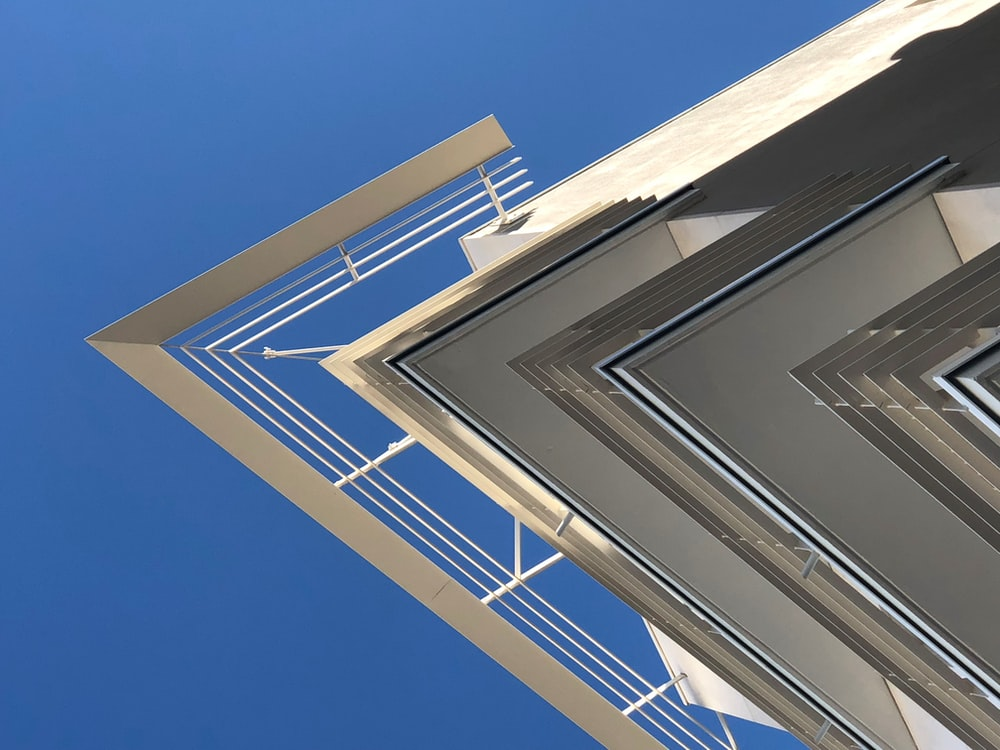 triangle building roof