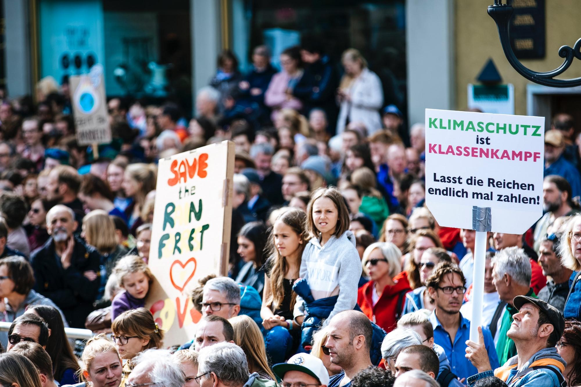 Deutsche Lösungen für Klimaschutz