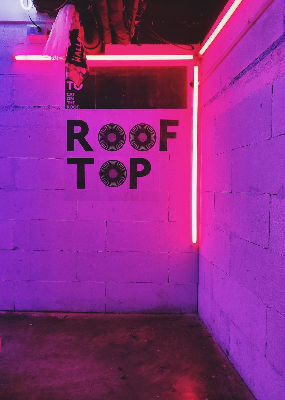 Roof Top wallpaper