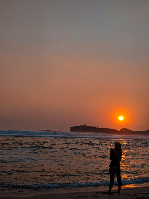 sadranan sunset