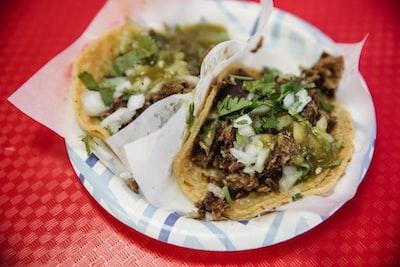 taco dish taco zoom background