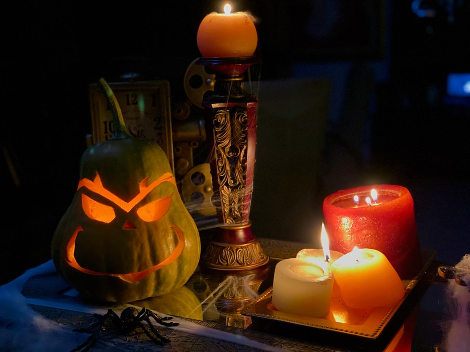 halloween decor yescomusa