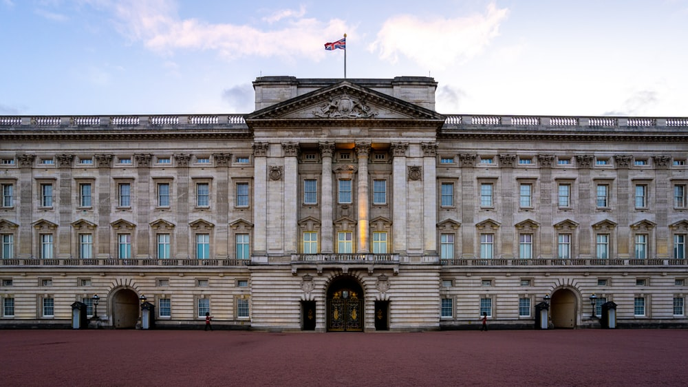 Buckingham Palace in London, England, day trip from bristol, london with kids