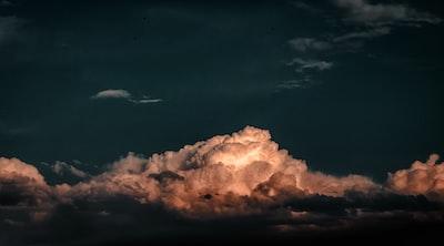 Windhoek clouds