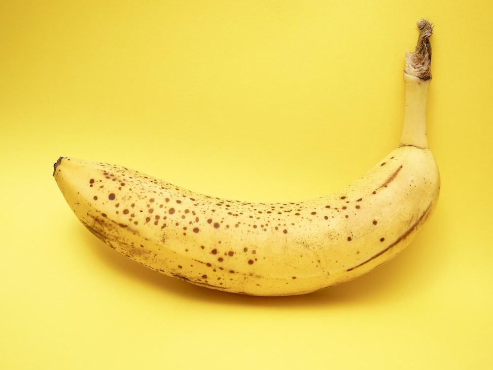 yellow banana