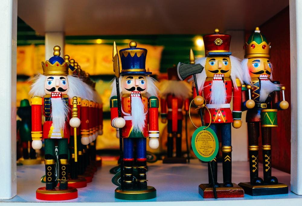 royal guard nutcracker collection