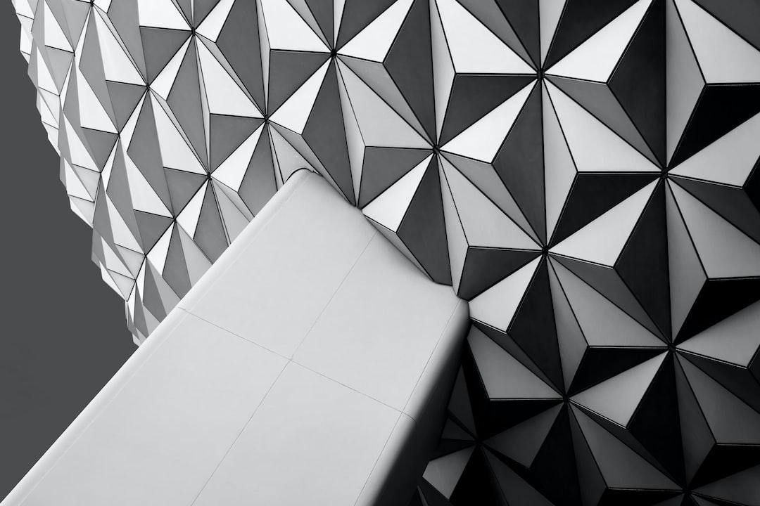 Origami spaceship