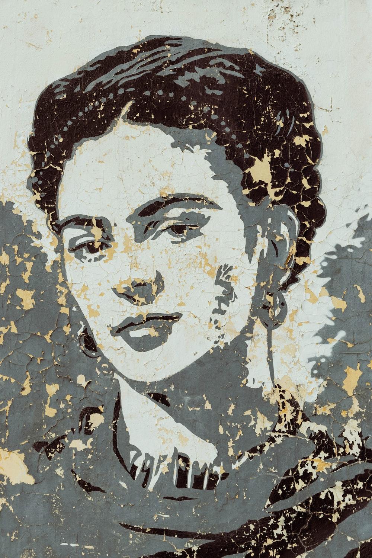 Frida Kalo painting