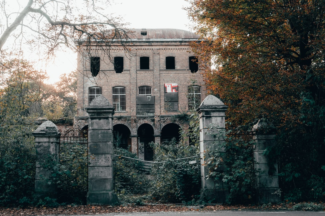 Haunted House in Cologne