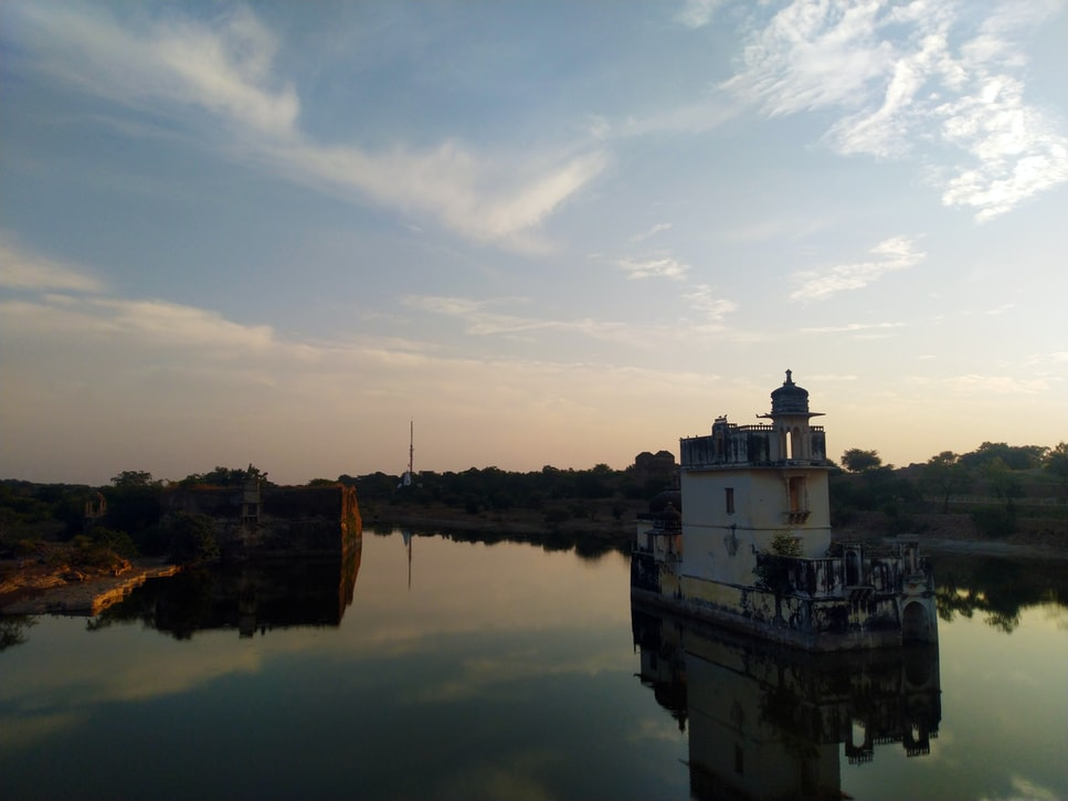 Padmini palace in Chittorgarh: 6 days in Mount Abu