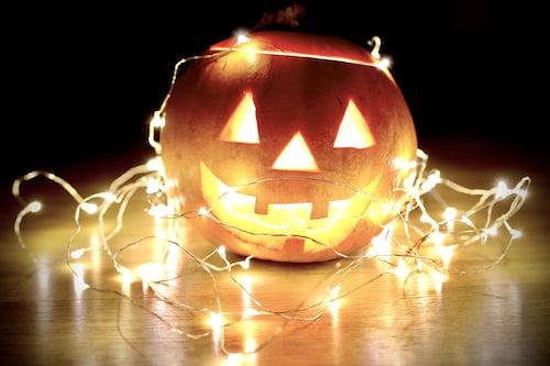 Halloween zero waste