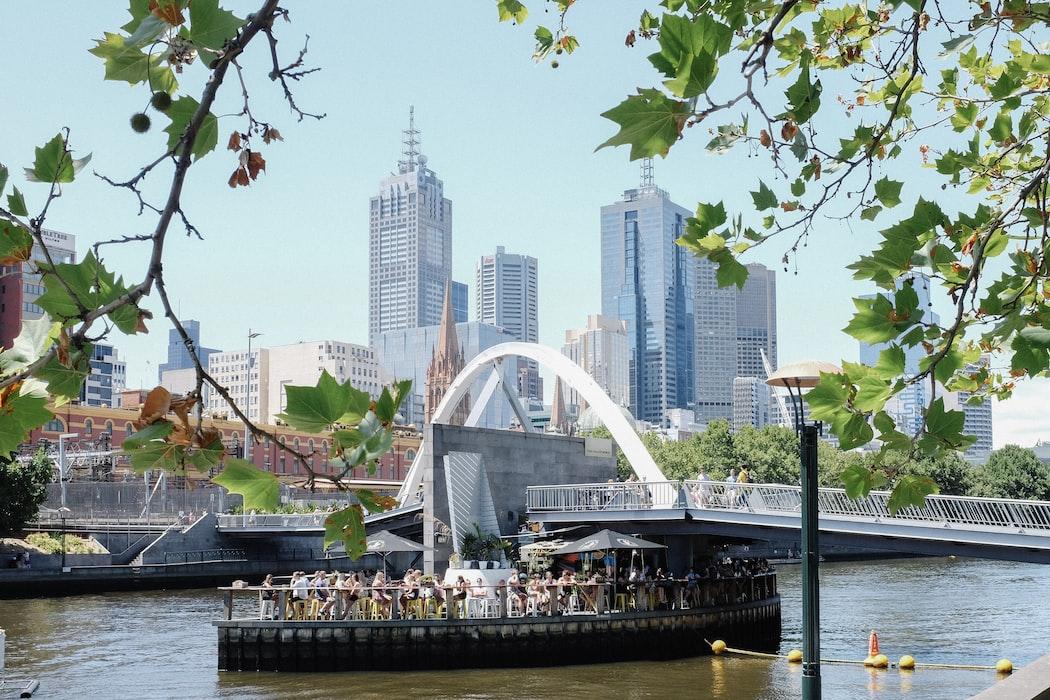 yarra river in melbourne,australia: Romantic Spots In Melbourne, Australia