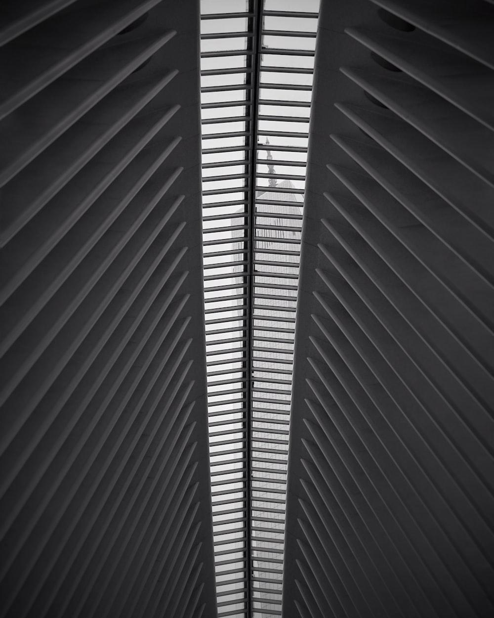 grey metal shed