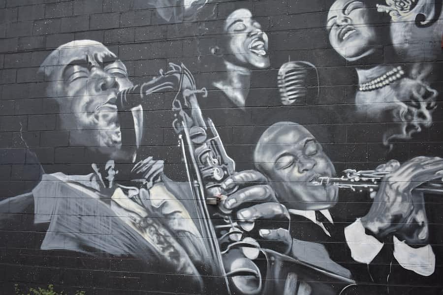 Sfeerafbeeling voor het genre Jazz en blues